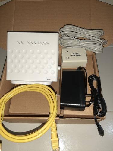módem routers zte original no tiene letras chinas. nuevos.