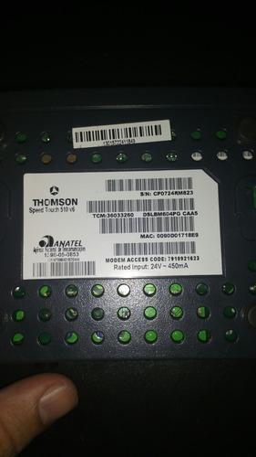 modem speed touch 510 v6 leia o anúncio