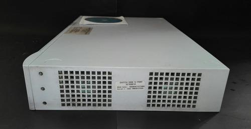 modem switch 3300  3com switch de red