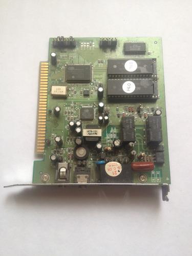 modem- tarjeta de sonido pc interno puerto isa