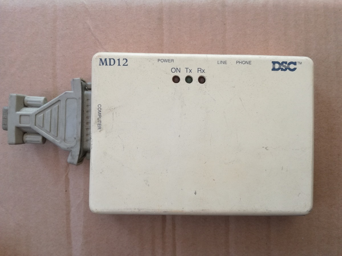 DRIVERS FOR DSC MD12 MODEM