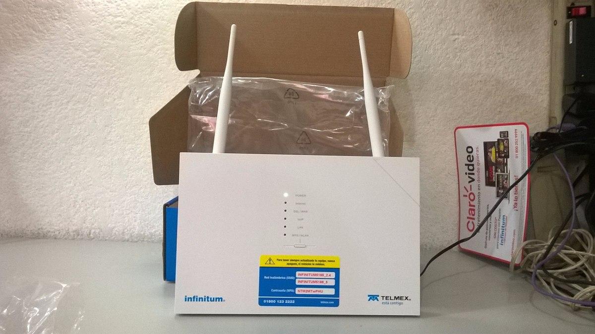Modem Telmex Arcadyan 2 Bandas Vrv9519bwac23 Nuevo Sellado
