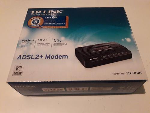 modem tp-link adls2