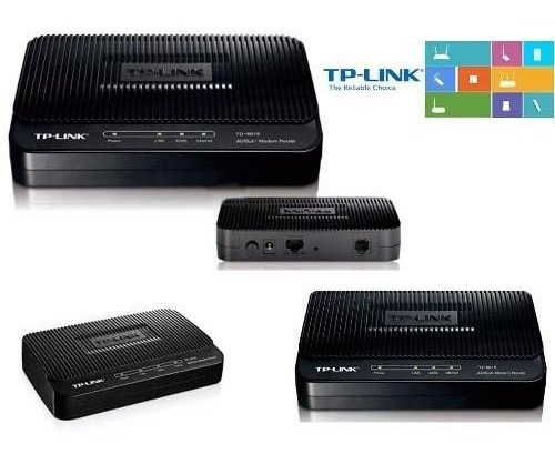 modem tp-link adsl2+modem td 8616 banda ancha internet bagc
