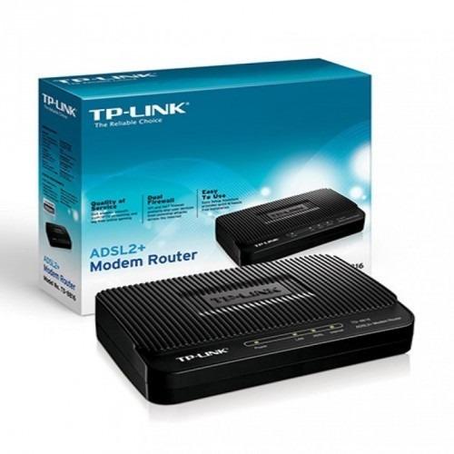 modem tp-link adsl2 router td-8816 y td-8616 aba cantv