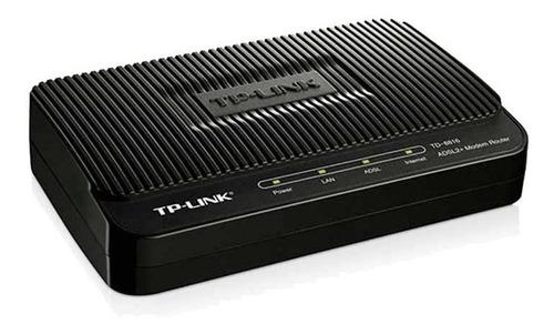 modem tplink banda ancha para cantv aba internet rj-45