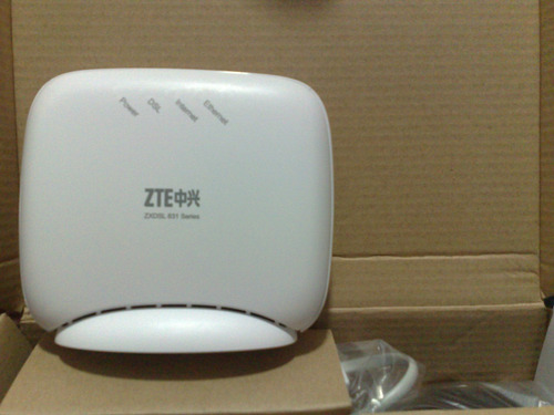 modem zte zxdsl 831 series, igual o d-link 500b e o thomson