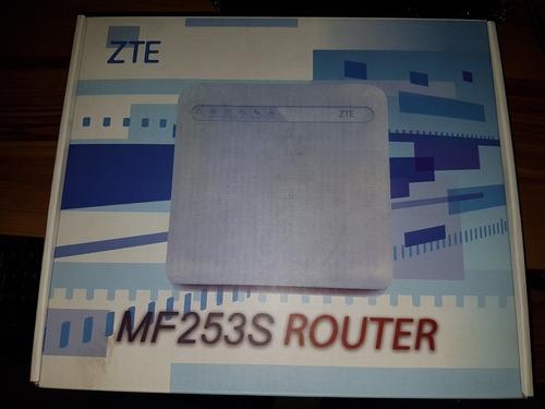 módem/router sim liberado mf253s