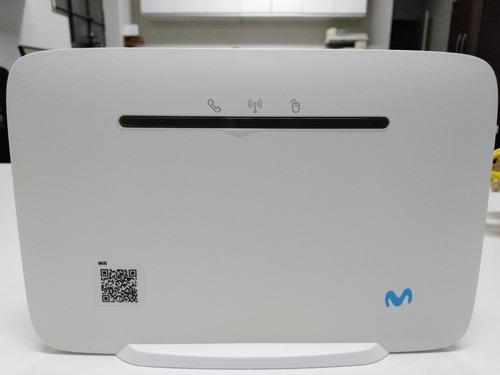 modem/router wifi vdsl c voip mitrastar movistar  nuevo