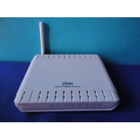 Modem Router Zte W300 Con Firmware Original (no Telefonica