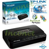 Modem Tp-link Adsl2+ Td-8616 Banda Ancha Internet Rj-45 Inco