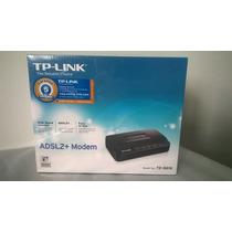 Modem Tp-link Adsl2 + Modem Td-8616