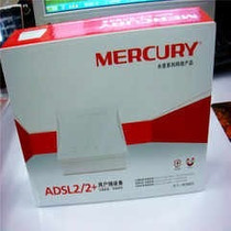 Modem Mercury Adsl2 Md88os Linea Cable Telefono Blanco Inter
