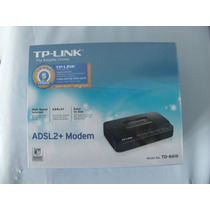 Modem Adsl2. Tp-link, Td-8616 Internet Banda Ancha