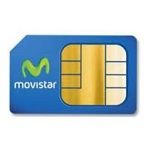 Chip Especial Para Modem Bam Plan 6gb Movistar