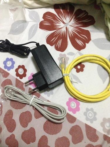 moden d-link con router incorporado