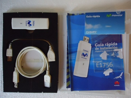 moden movistar dispositivo de internet huawei modelo e1756