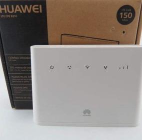 Moden Router Huawei B310--nuevo