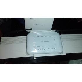 Moden Router Inalambrico Wifi Ethernet Nucom,zte