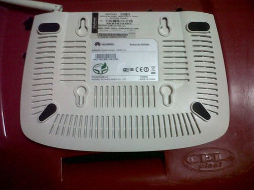 moden router inambrico huawei echolife  hg520s