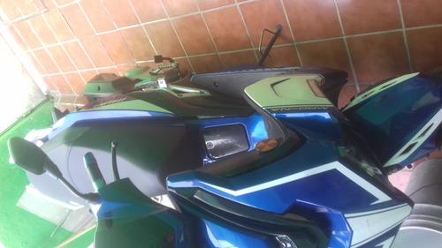 modena 175 italika azul
