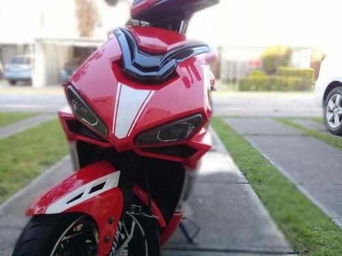modena italika 150cc 2018