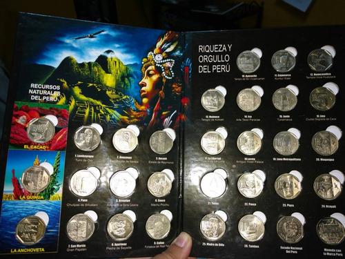 modenas peruanas coleccion completa