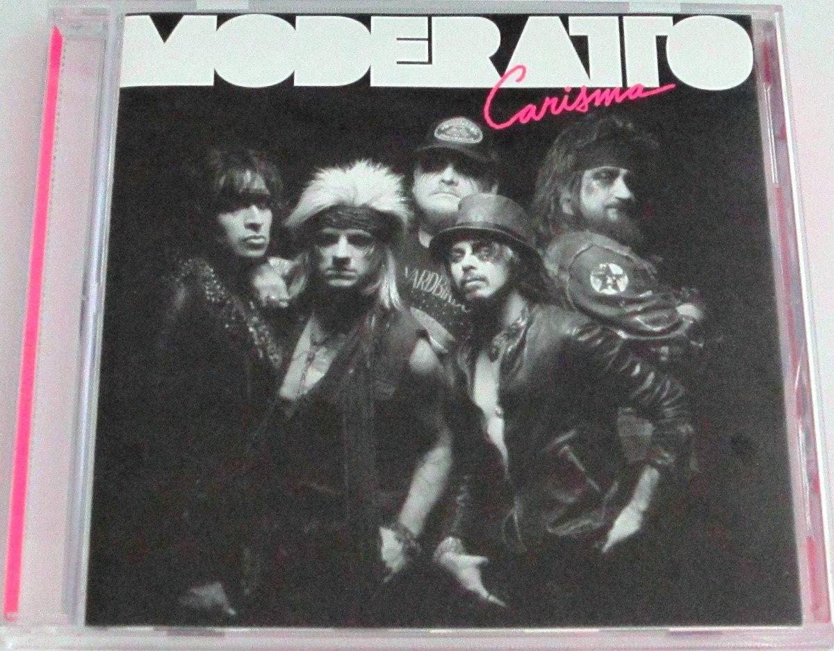 nuevo disco de moderatto carisma