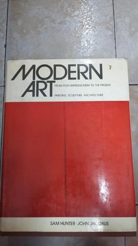 modern art - sam hunter y john jacobus