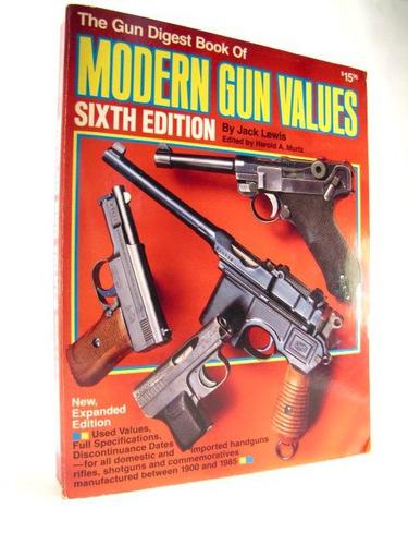 modern gun values, jack lewis