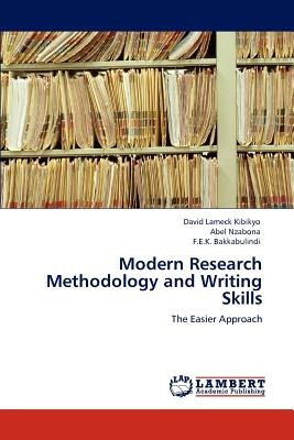 modern research methodology and writing skills; envío gratis