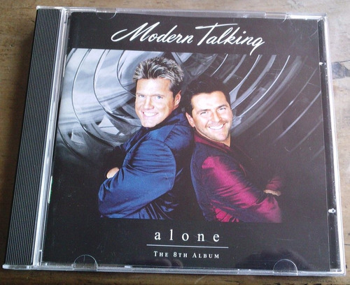 modern talking alone cd muy raro hecho en usa 1a ed 1999 bvf