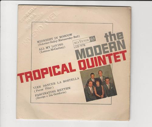 modern tropical quintet 1967 vien dancer la bostella - ep 13