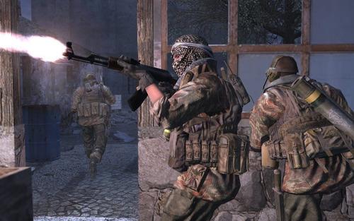 modern warfare call duty