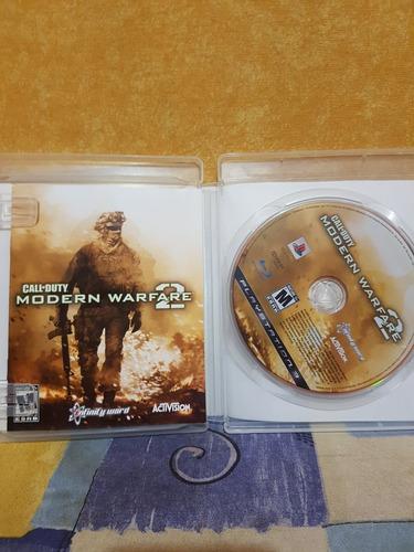 modern warfare ps3 call duty