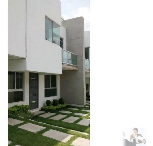 moderna casa con roof garden y enorme alberca