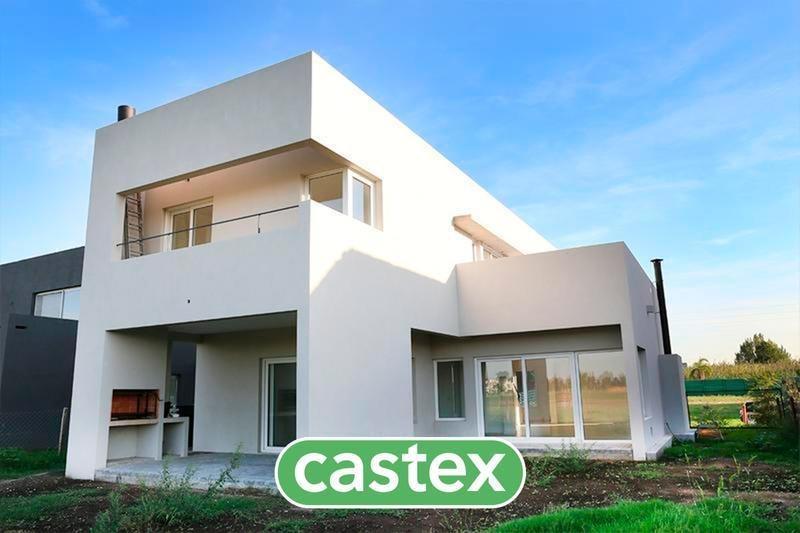 moderna casa en castaños