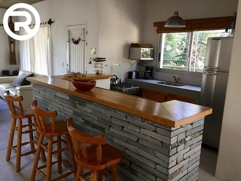 moderna casa en la barra