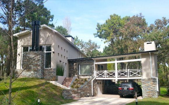 moderna casa en zona golf.