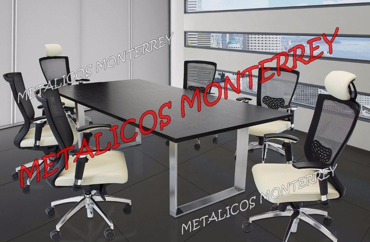 Moderna mesa de juntas oficina capacitacion 9 for Mesa oficina moderna