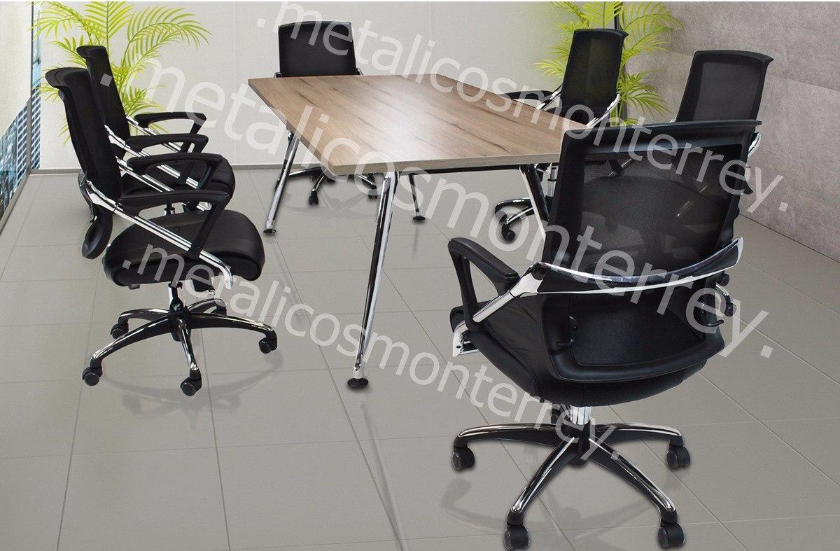 Moderna mesa de juntas oficina capacitacion enttrega for Mesa oficina moderna