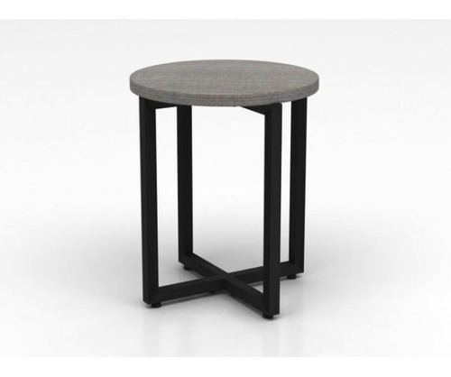 moderna mesa lateral para salas y recamaras mlccrsbn