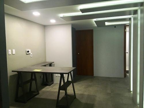 moderna oficina en renta en homero, polanco.