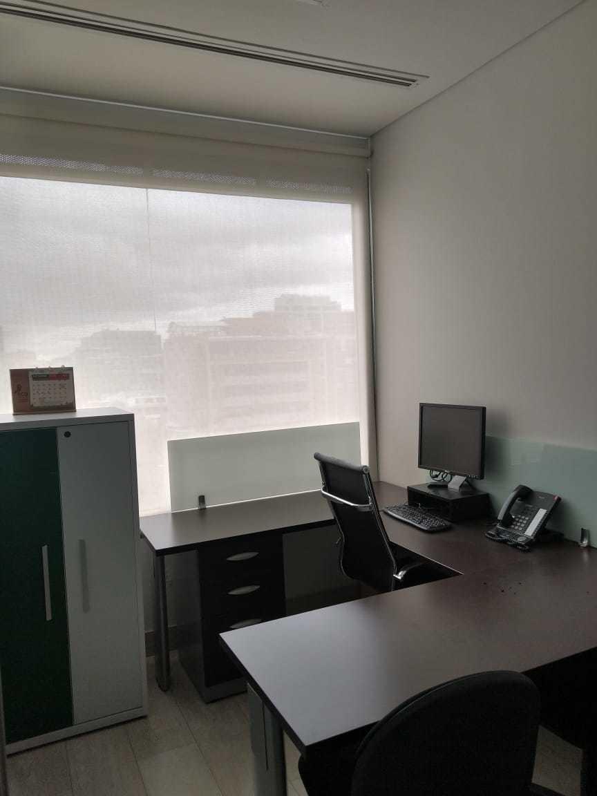 moderna oficina ubicada en barrio chicó