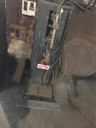 moderna soldadora de punto puntosold 15kva c/1 año garantia