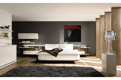 moderna y decorativa pintura