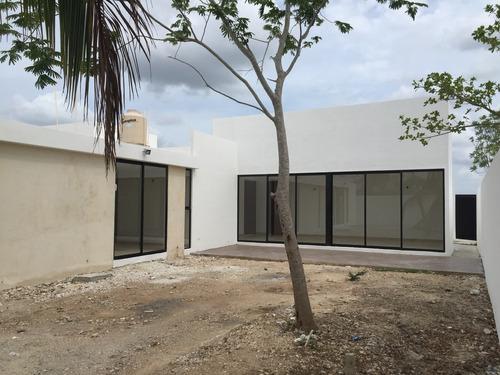 modernas y confortables casas bella vista dzitya