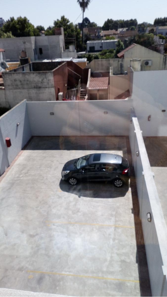 moderno 2 ambientes en 2do piso