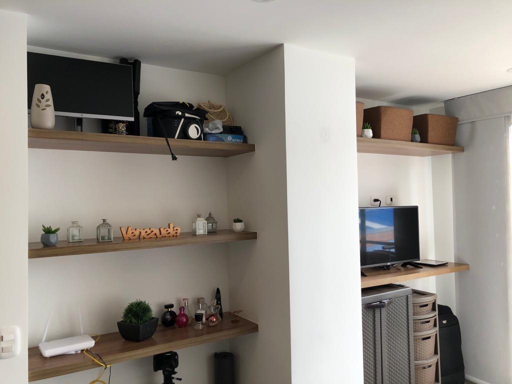 moderno apartaestudio en santa bárbara