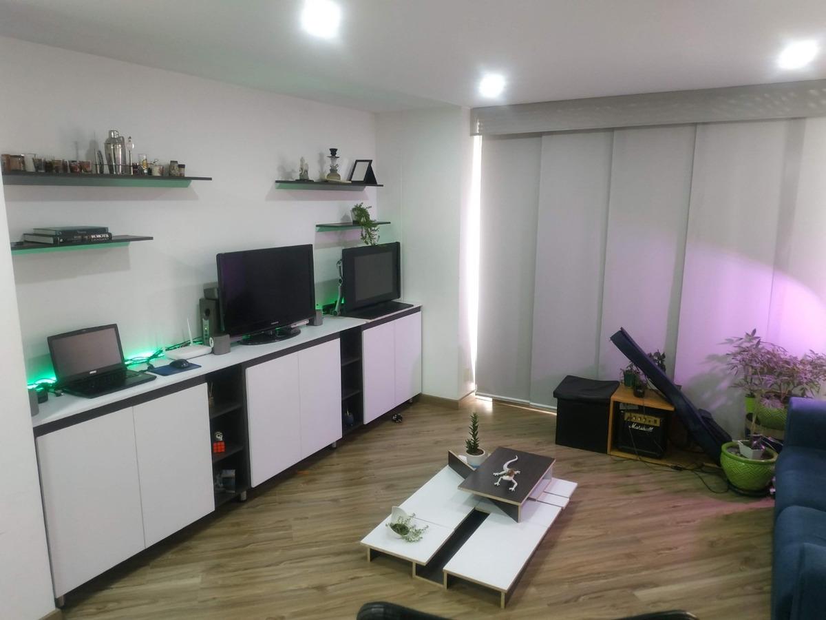 moderno apartaestudio excelente ubicación!